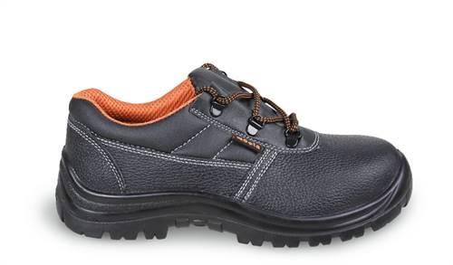 Chaussures basses en cuir pigmenté BETA
