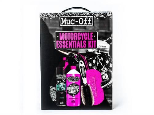 Kit entretien MUC-OFF Motorcycle Essentials Kit
