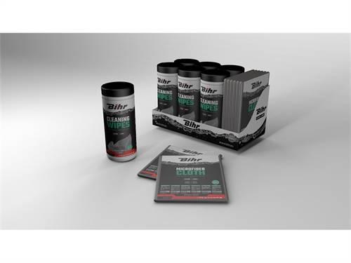 Lingettes nettoyantes Multi-usage 50 lingettes + 1 microfibre