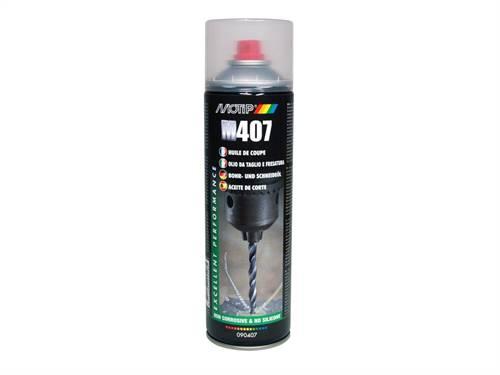 Huile de coupe marque Motip spray 500ml