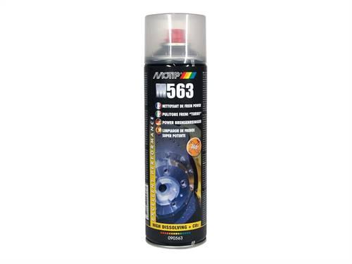 Nettoyant frein marque Motip spray 500ml - vendu par 12