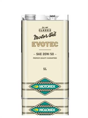 Huile moteur MOTOREX Evotec SAE 20W50