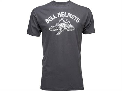 T-Shirt marque Bell Peoria 68 Charcoal