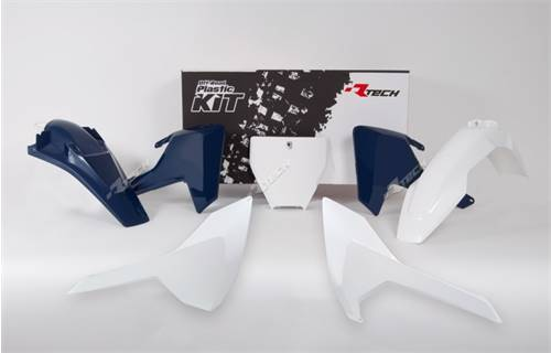 Kit plastique Racetech origine 2016