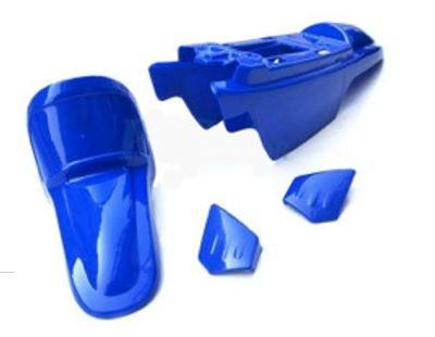 Kit plastique ART type origine bleu Yamaha PW50