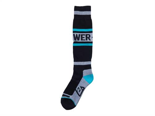 Chaussettes marque Answer Riding Socks fine Astana/noir