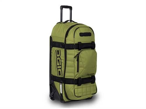 Sac de voyage marque Ogio RIG 9800 Army vert
