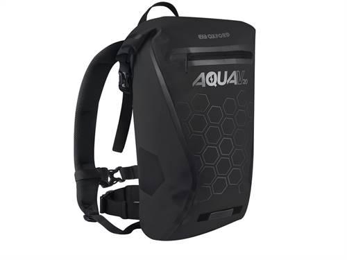 Sac à dos marque Oxford Aqua V20 noir