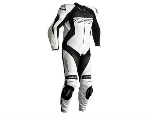 Combinaison RST Tractech EVO 4 CE cuir blanc
