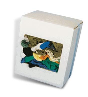 Chiffons coton marque Bihr carton 10kg