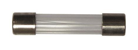 Fusible verre Bihr 15A 6,3 x 32mm