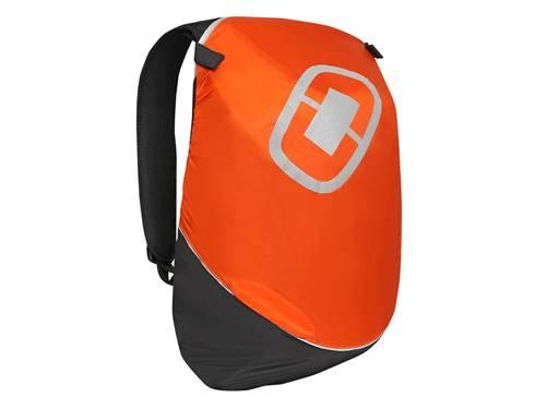 Housse anti-pluie marque Ogio orange fluo pour sac à dos Mach 3