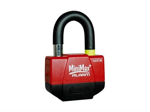 Antivol type bloque-disque marque Vector MiniMax Alarm 16mm/55x40mm 10pcs