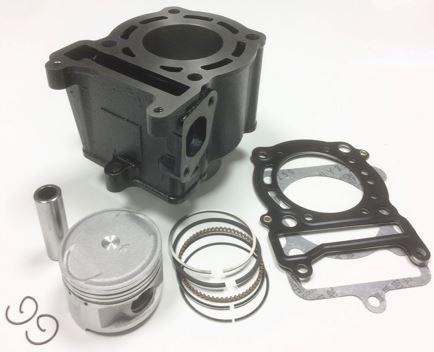 Kit haut moteur Tecnium