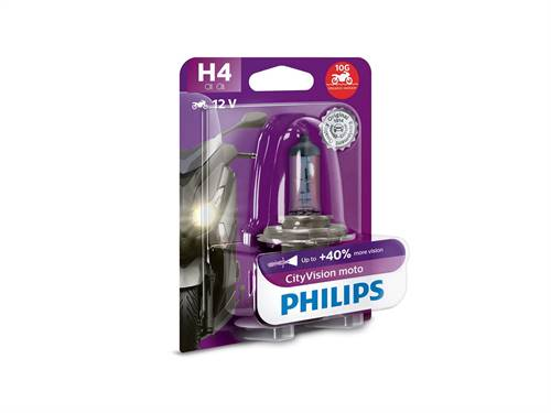 Ampoule Philips H4 12V 55W
